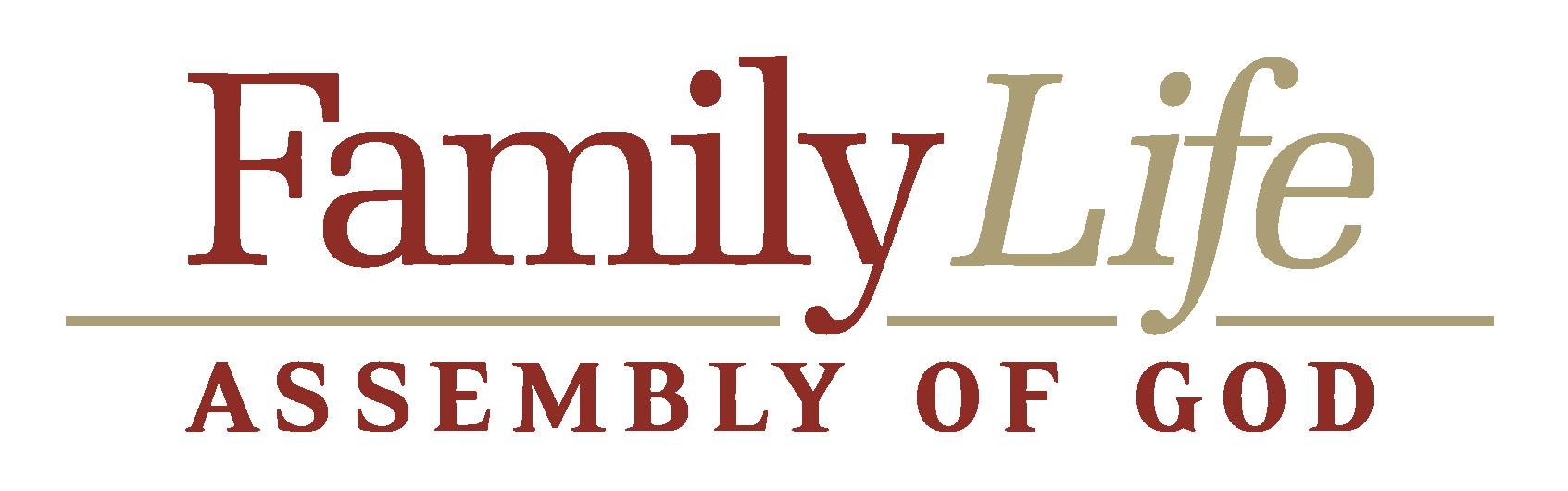Family Life Assembly of God Church logo